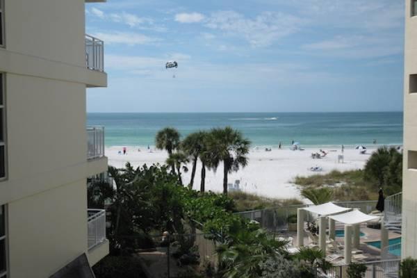 Gulf View Condo Rentals